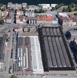 So soll das neue Straßenbahn-Depot aussehen.
