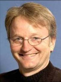 Norbert Theobald, Kassierer OV-Berheim und Vorsitzender der AfB Heidelberg - Rhein-Neckar